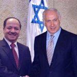 نتانیاهو و بارزانی