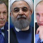 ایران، ترکیه، روسیه